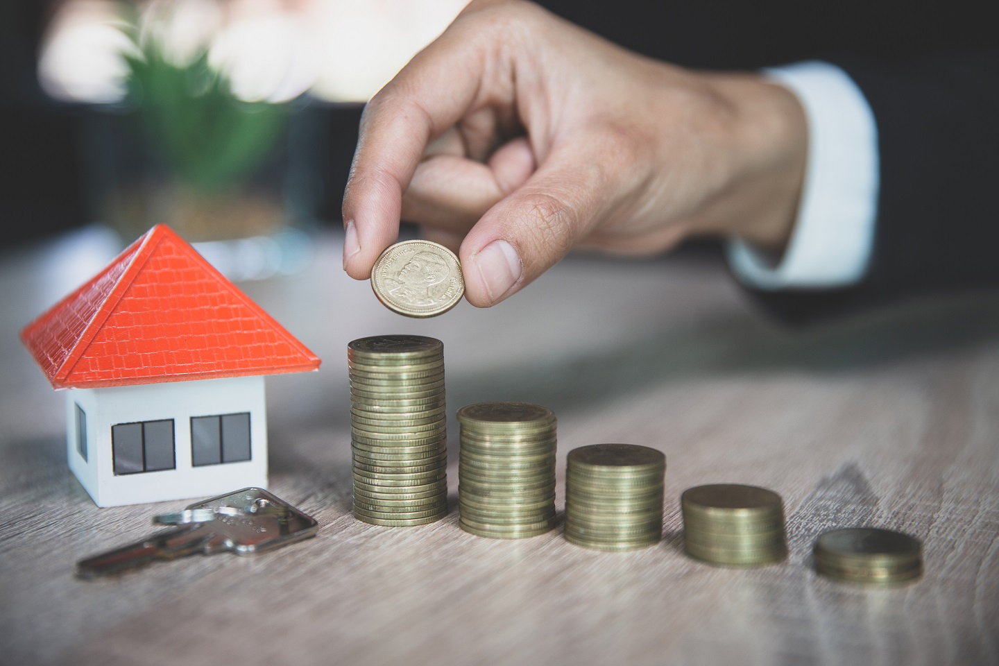 Getting a mortgage to buy your property