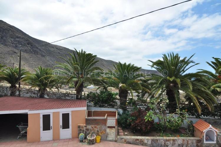 Carretera Puerto - La Caldera -