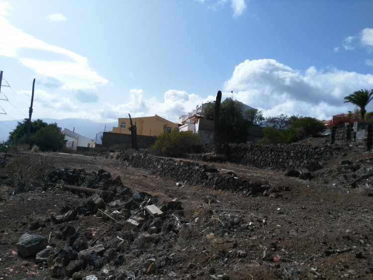 Calle Valdivia - Radazul Alto -