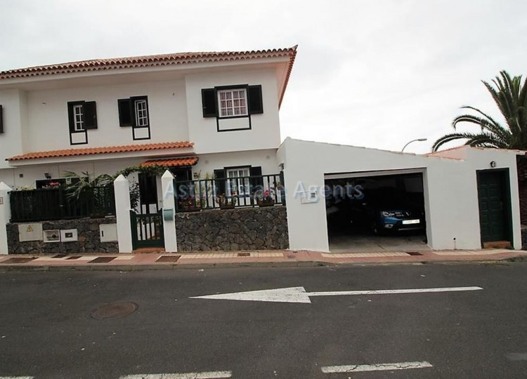 Calle Jardin -  Santa Ursula -