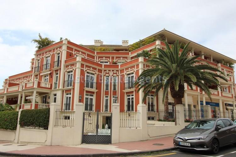 Calle El Pozo - Puerto de la Cruz -