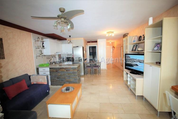 Avenida el Palmar - Palm Mar -