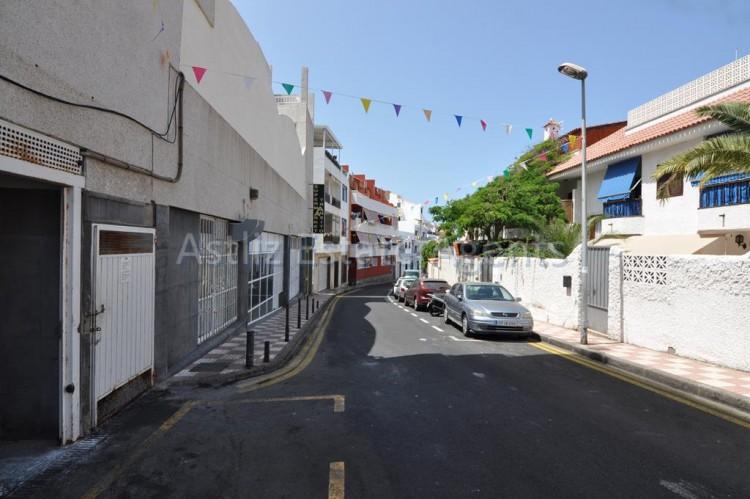 Calle la Vigillia - Puerto de Santiago -