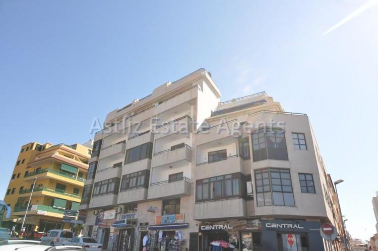 Avenida Quinto Centenario - Puerto de Santiago -