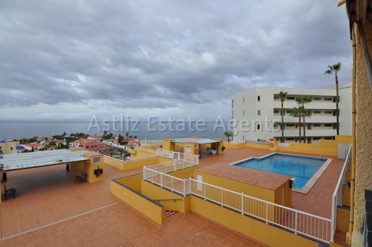Avenida Martíma - Playa de la Arena -