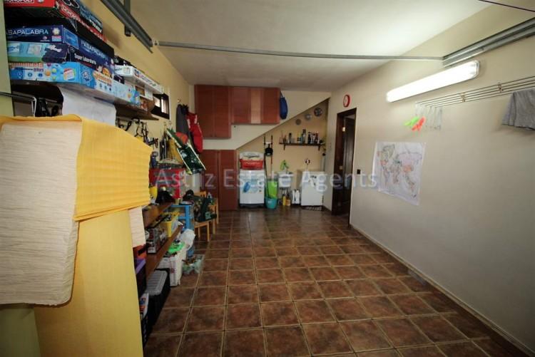 Calle Tagoro - Candelaria -