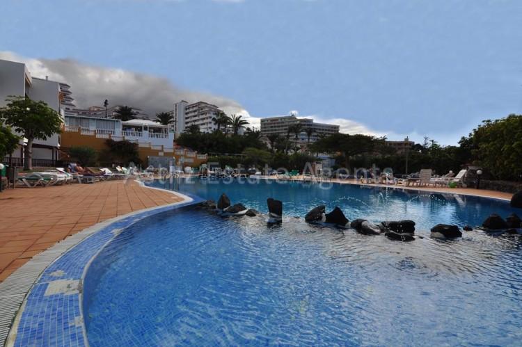 Avenida Maritima - Playa de La Arena -