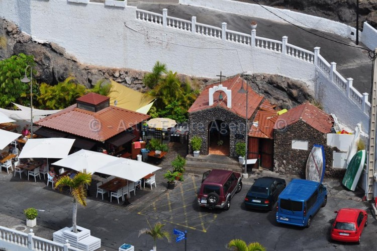 Avd. Quinto Centenario  - Puerto de Santiago -