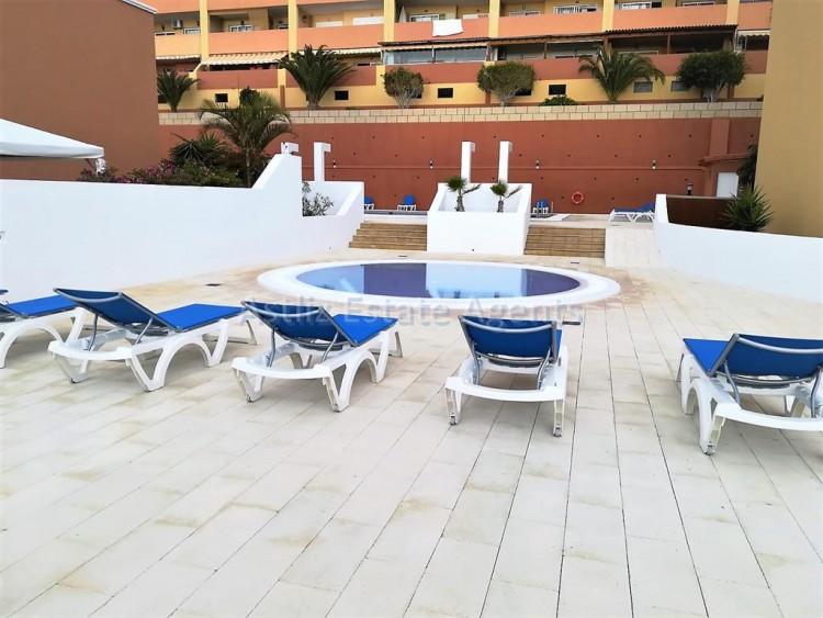 Calle Aragon - Playa de Las Americas -