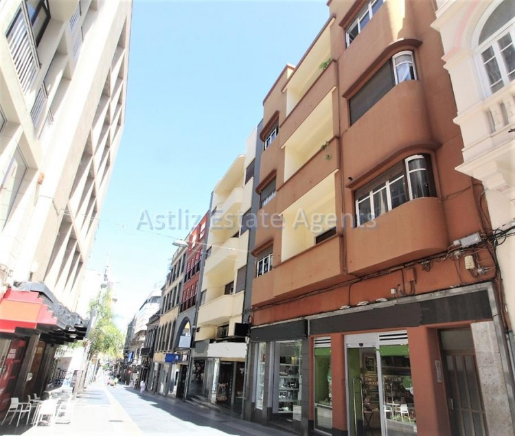 Calle Castillo - Santa Cruz -