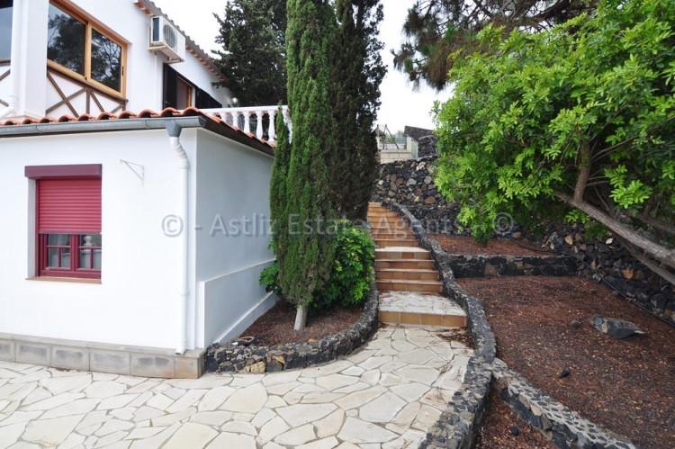Camino Real De Alta Vista - Arona -