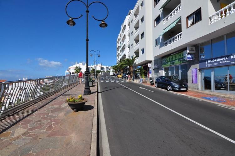 Avenido Quinto Centenario - Puerto de Santiago -