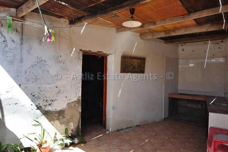 Calle Santa Ana - Santiago del Teide -