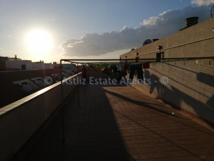 Calle Luis Alvarez Cruz - Las Galletas -