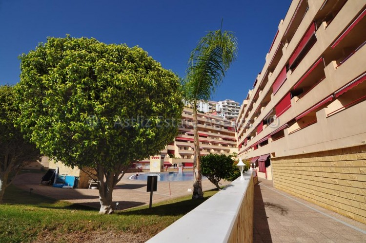 Calle Caleta Del Jurado - Puerto De Santiago -