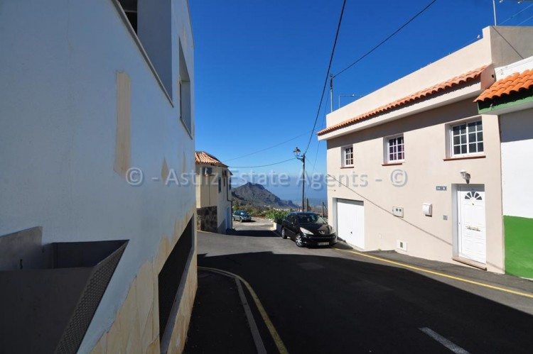 Calle la Calzada - El Molledo -