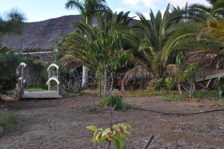 Carretera de Tamaimo - La Caldera -