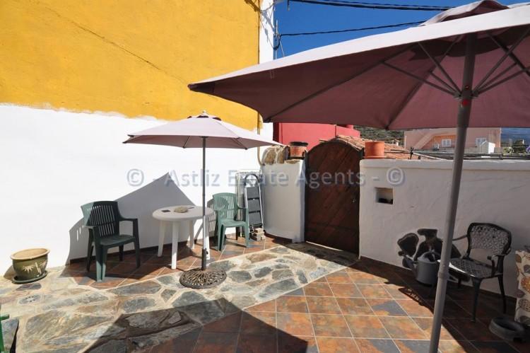 Calle El Meronal - Chiguergue -