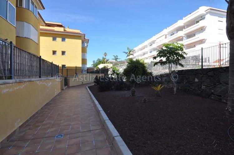Calle Juan Manuel Capdevielle San Martín - Playa de La Arena -