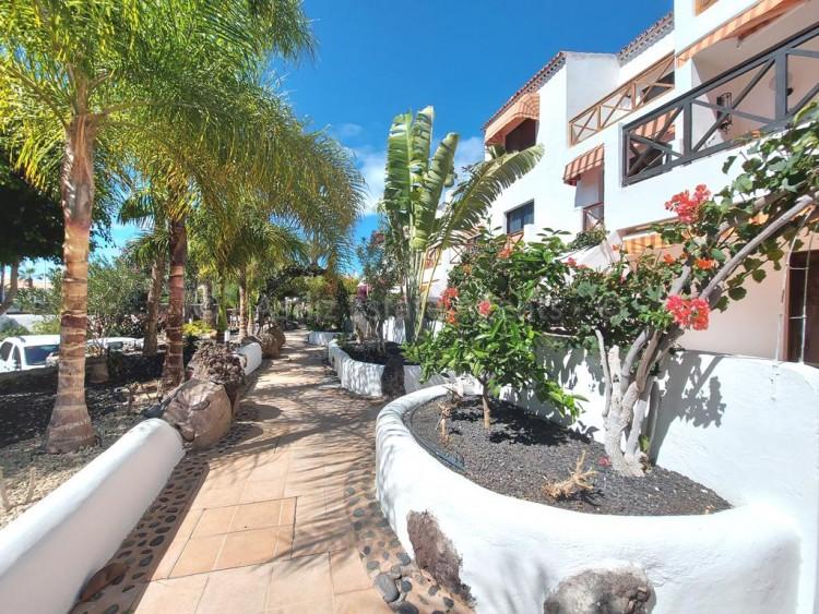 Calle La Hondura - Puerto de Santiago -