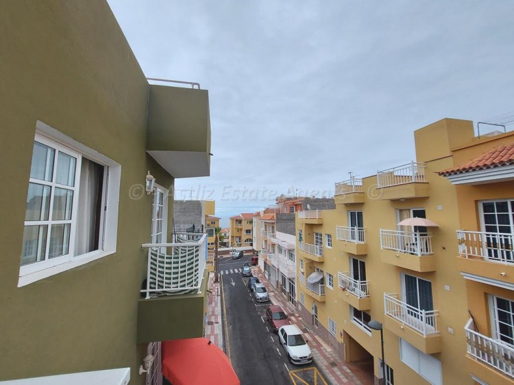 Calle Mar Rizada - Playa San Juan -