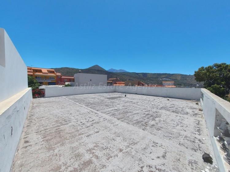Avenida la iglesia - Santiago del Teide -